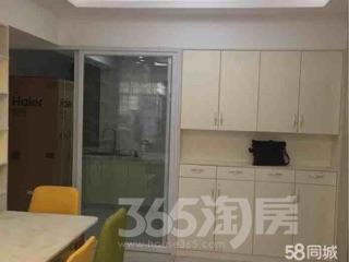 江南豪园2室2厅1卫79平米整租精装