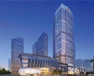 江宁CBD百家湖地铁口地标建筑 景枫中心KIMM楼上 金鹰旁