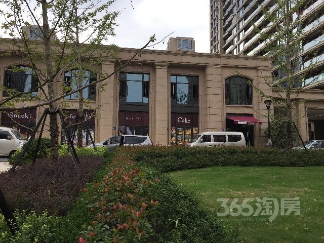 绿城玉兰花园190�O一二楼连体沿街旺铺整租,不可错过