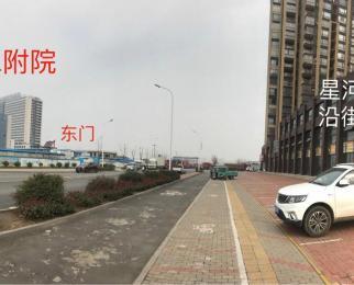 淮上区蚌埠二附院东门正对面 沿街旺铺 现房出售星河世纪城门