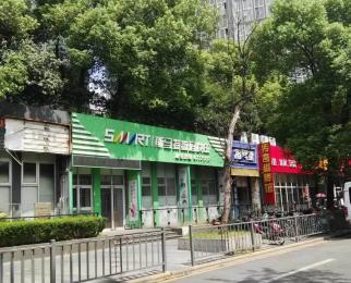 大行宫地铁口长发CFC中心一楼迎街门面372�O整租