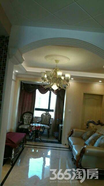 九洲新世界3室2厅1卫115平米  豪华装