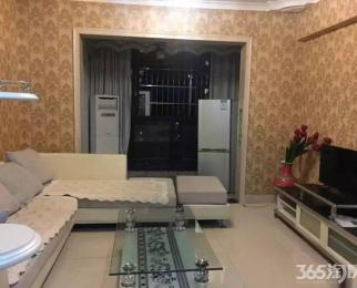 曼哈顿旁御庭苑 电梯三室两厅两卫 家电齐全