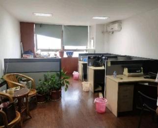 虹悦城 办公装修家具 随时看房 中华门地铁