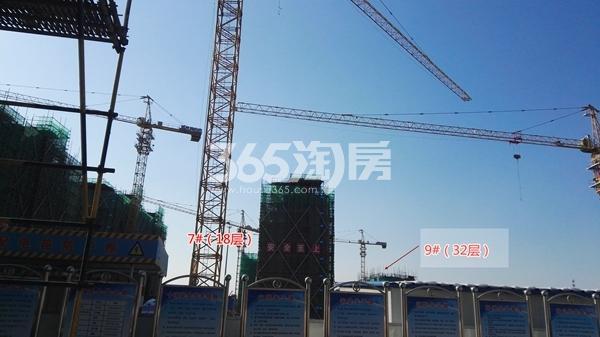 中海熙岸华府9楼建至约6层(1.15)