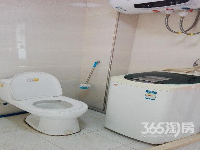 新港天城2室1厅1卫105㎡整租简装靠近地铁