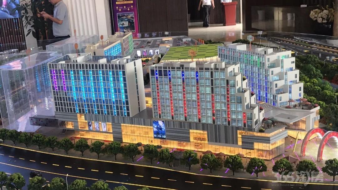江干区九堡客运中心旁边首付60万左右的明火重餐饮商铺