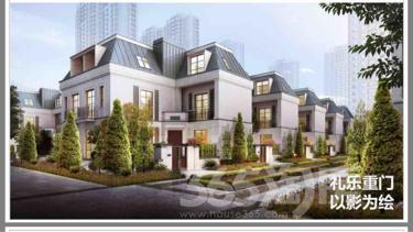 长江熙岸孔雀城4室2厅2卫130平米毛坯产权房2018年建