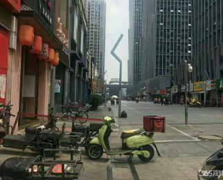 新街口旺铺急租 太平南路远洋国际十字路口广角铺 无转让