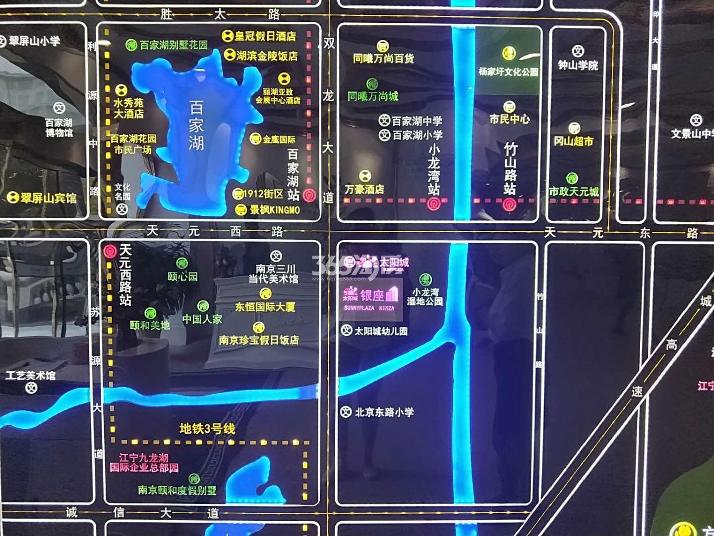 21世纪太阳城银座实景图