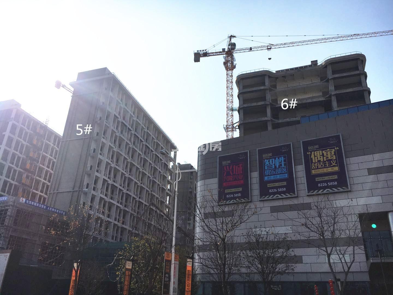 宝隆时代广场实景图