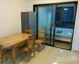 明发新城中心3室2厅1卫80平米精装平层拎包入住