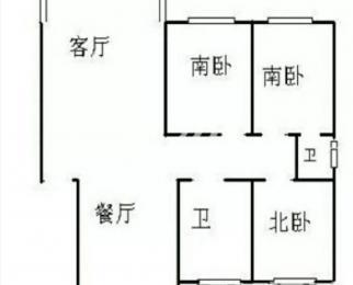 一环边新亚汽车站《华府嘉园》38中恒大校区+地铁口