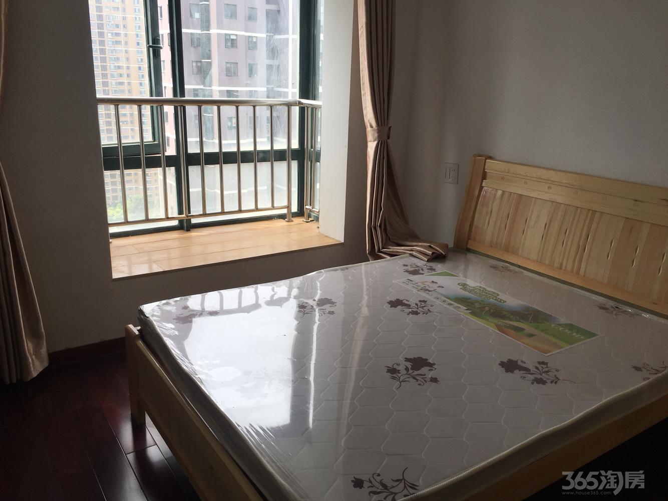 利一家园3室1厅2卫100平米整租精装三房朝南独门独户