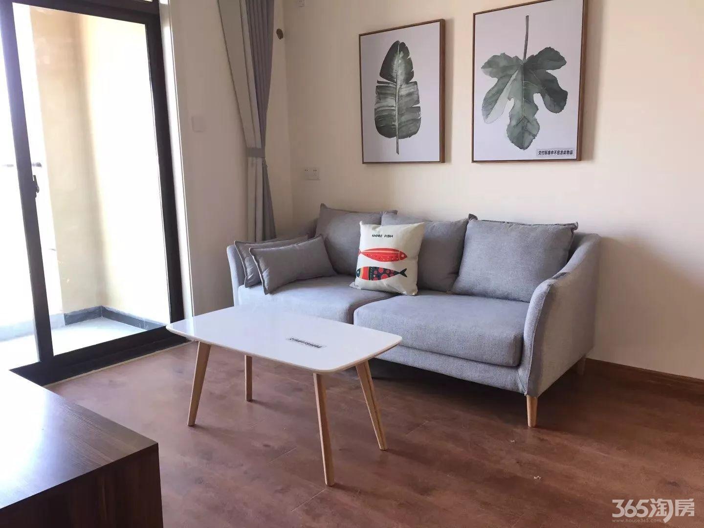 上林春天里 精装2房+城南一手房超低单价+只要9千+轻轨