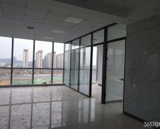 绿地之窗地铁口 精装修拎包办公多套面积房源出租 有钥匙