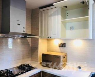 富力城4室1厅2卫126平米整租精装