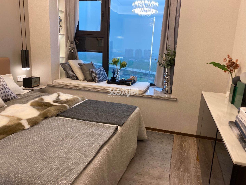 江山大境高层约89㎡样板间-卧室