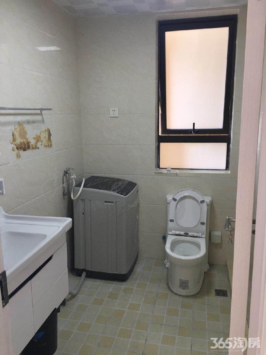 家具家电全齐 宏润花园 2500元 2室2厅1卫 精装修 拎包即住