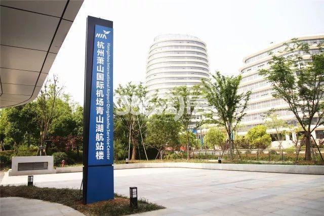 青山湖科技城航站楼5月2日试运营