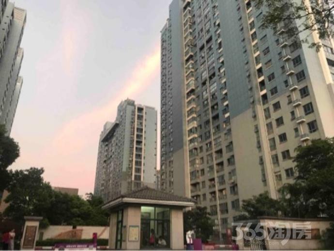 同曦国际江宁一号1号线地铁口学区103平米湖景楼层好