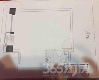 汇金广场300平米整租毛坯可注册