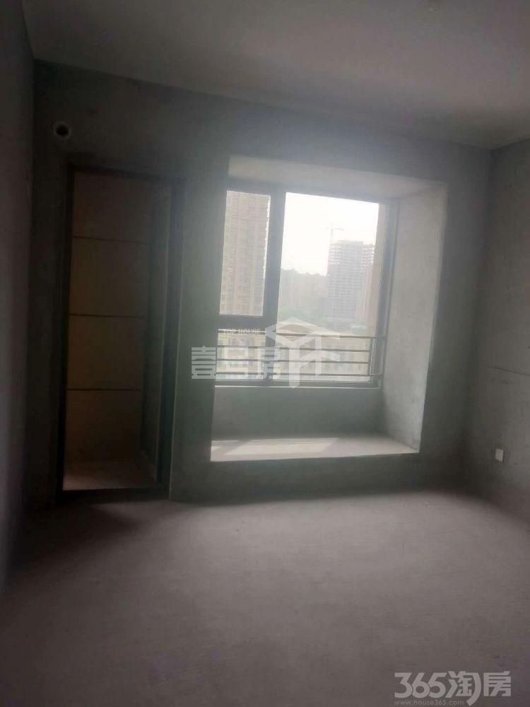 月星星湖湾3室2厅1卫91�O毛坯湖景房单价合理