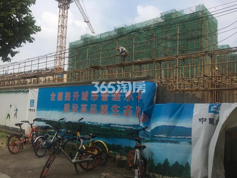 荣里35#施工进展(6.15)
