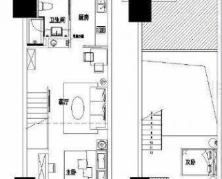 包河区精装LOFT,地铁1号线仅15米 ,周边超市,医院一应俱全