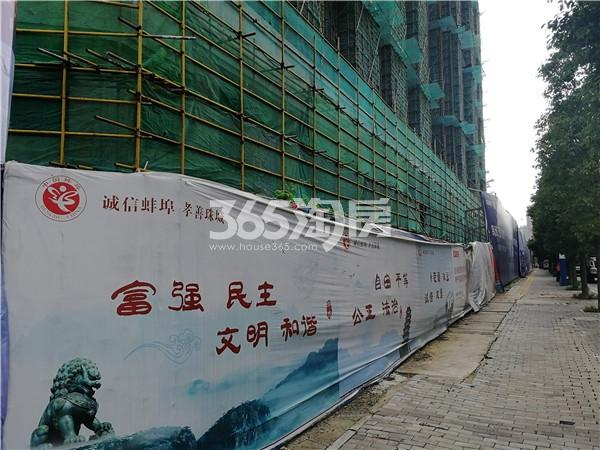 禹洲新城里实景图
