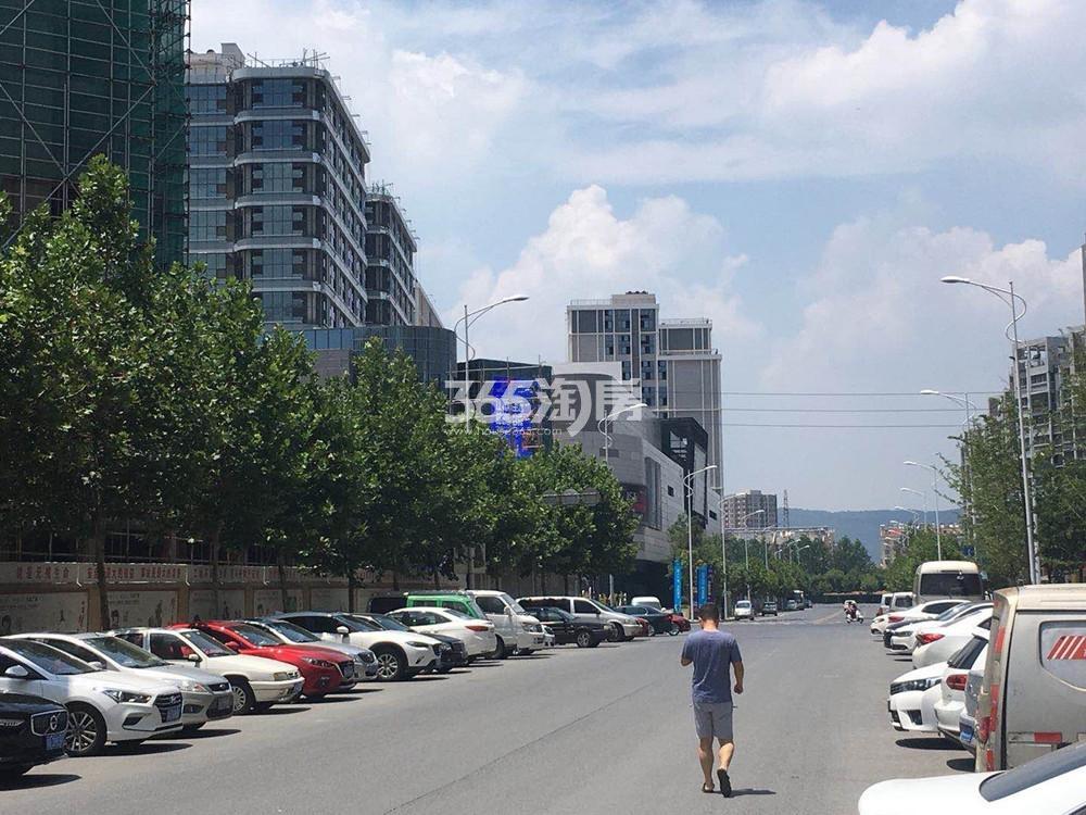 通宇林景尊园周边现状实景图(9.27)