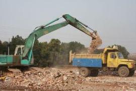 太原:未经许可运输建筑废弃物将被重罚