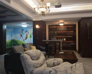 世茂君望墅6室3厅3卫260平方产权房豪华装