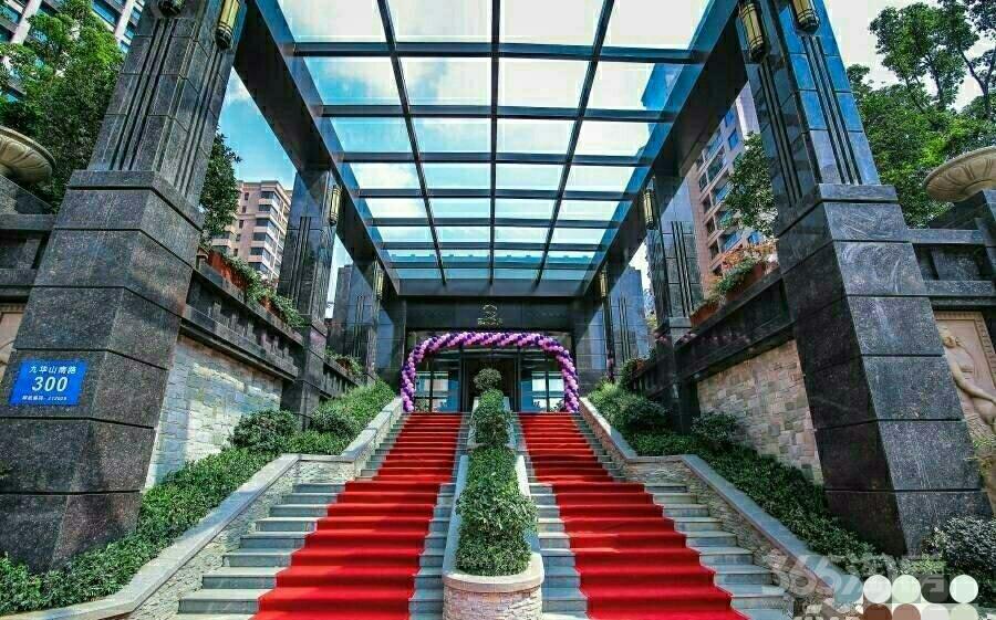 华府天地2室1厅1卫89.64平米2015年产权房豪华装