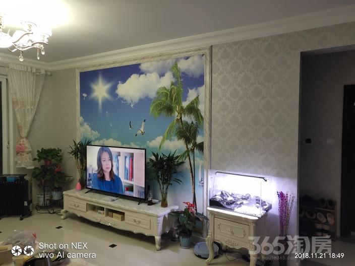 碧桂园仙林东郡3室2厅2卫110平米2015年产权房豪华装