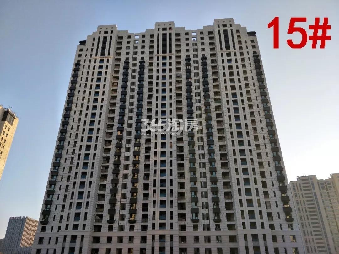 海玥名都15#在建实景图(3.20)