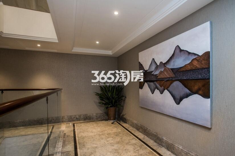 绿城南京桃花源景观示范区实景图(8.29)