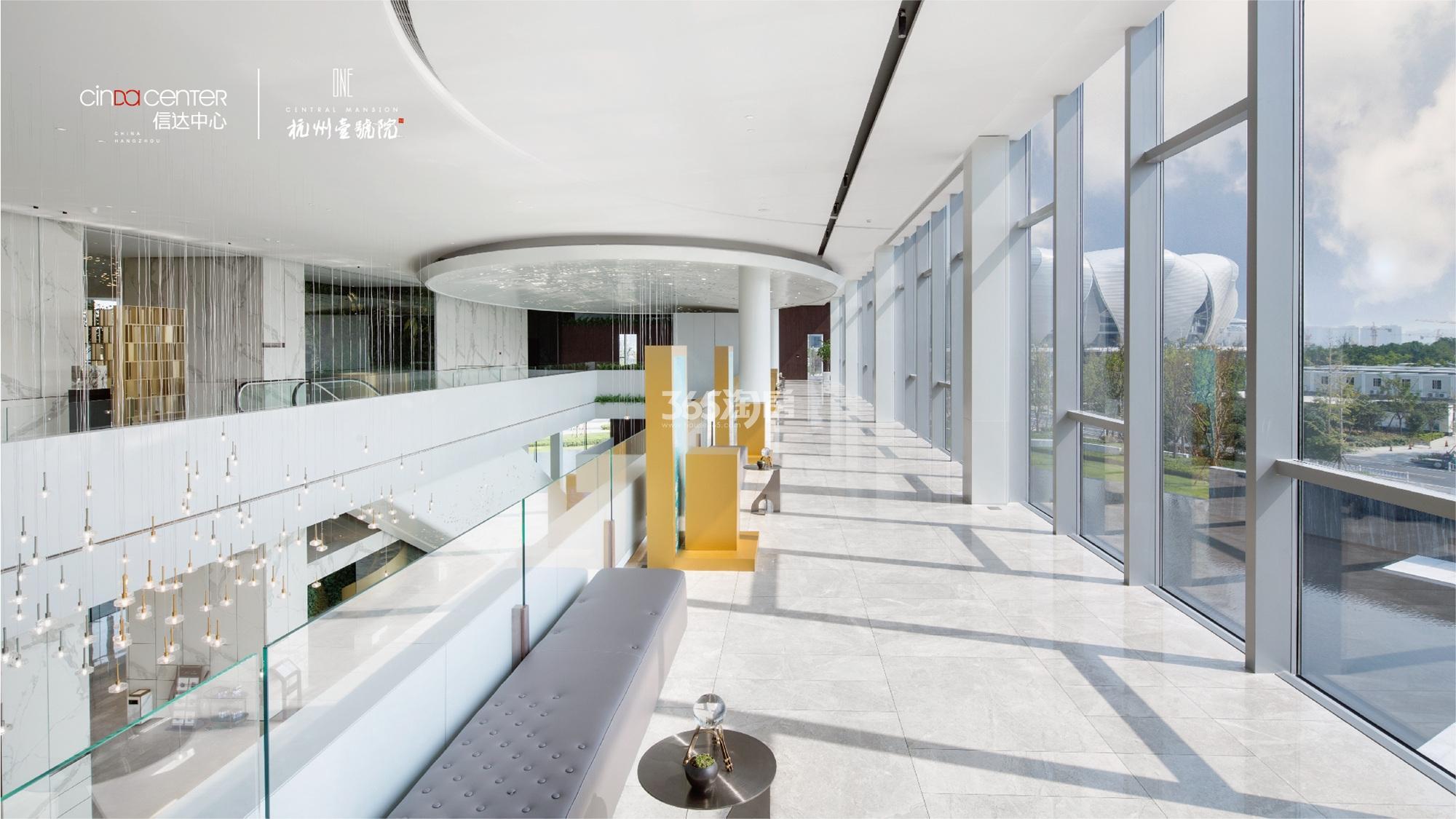 2017.12.7信达中心|杭州壹号院示范区二楼艺术长廊