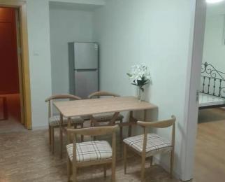 丽晶国际2室1厅1卫60平米精装整租
