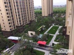 荣盛花语城2室2厅110万毛坯 得房率高 可做3房