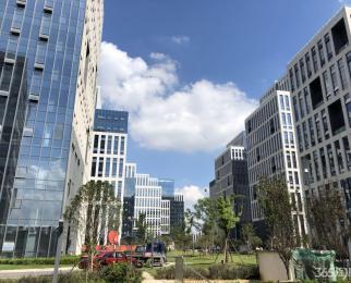 云密城 大数据旁的档次写字楼 园区环境优美 企业办公的好