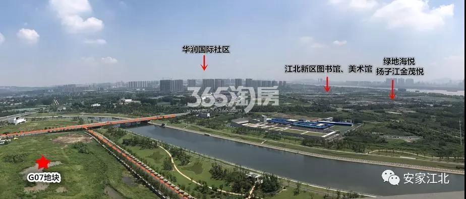 江与城实景图