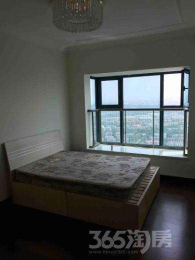 恒大金碧天下2室1厅1卫88平米整租精装