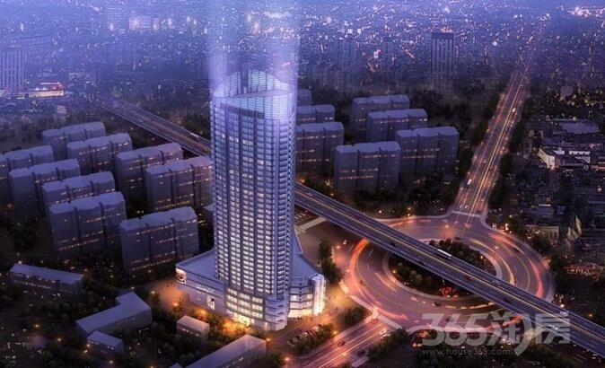 浦东大厦90平米豪华装整租