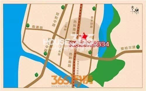 西丰桃源风景区地图