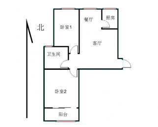地铁口零距离 锦江大厦 两室两厅景观房 琥珀中学乐农小学急售