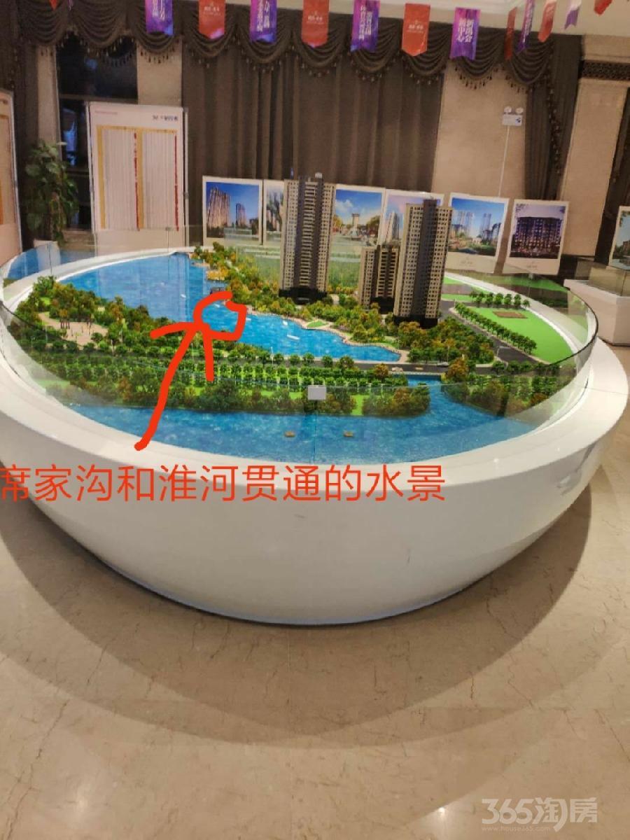 柏庄香府3室2厅1卫100平米2020年产权房毛坯