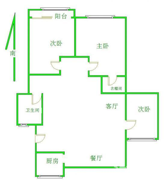 建邺区奥体南京新地中心0室0厅户型图