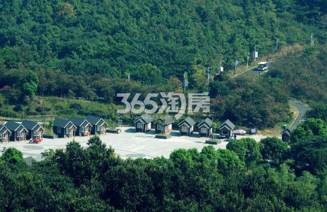 美好紫蓬山壹号项目周边环境实景图(2018.5.7)