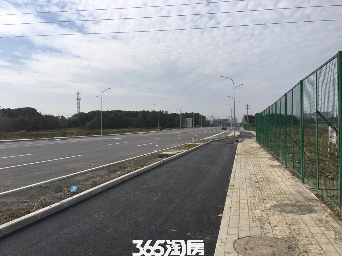 紫云赋江山印周边路况实景图(2018.1.26)